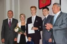 Выпускной бал - приём медалистов 2019_28