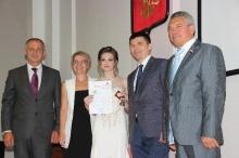 Выпускной бал - приём медалистов 2019_30
