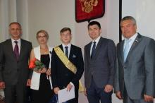 Выпускной бал - приём медалистов 2019_38