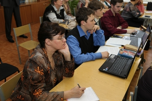 Школа Росатома Финал 2013 в Сарове » Презентационные площадки_49