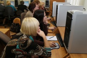 Школа Росатома Финал 2013 в Сарове » Презентационные площадки_57