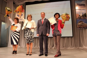 Школа Росатома Финал 2013 в Сарове » Церемония награждения победителей проекта. 21 ноября_18