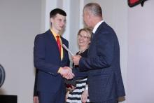 Торжественный прием медалистов 23 июня 2017 года_12