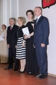 Торжественный прием медалистов 23 июня 2017 года_6