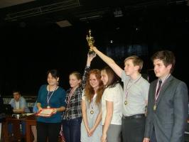Интеллектуальный турнир «Саровские умники» 2012_13