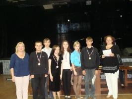 Интеллектуальный турнир «Саровские умники» 2012_14