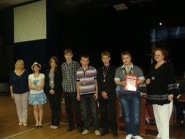Интеллектуальный турнир «Саровские умники» 2012_17
