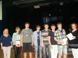 Интеллектуальный турнир «Саровские умники» 2012_6