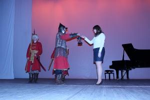 Вручение грантов города Сарова за 2012 год детям. 08.02.2013_8