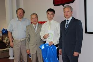 Торжественный прием победителей и призеров олимпиад 17.05.2013_20