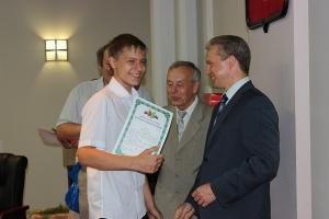 Торжественный прием победителей и призеров олимпиад 17.05.2013_7