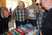 Четвертое первенство города по контурным моделям кораблей_2