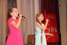 Воспитанники Дворца творчества подготовили подарок для детей войны_13