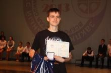 Заключительный этап всероссийской олимпиады школьников по математике в Сарове 2013_125