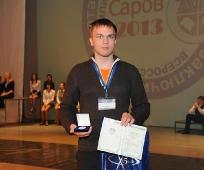 Заключительный этап всероссийской олимпиады школьников по математике в Сарове 2013_159