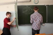 Заключительный этап всероссийской олимпиады школьников по математике в Сарове 2013_23