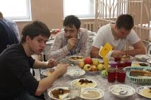 Заключительный этап всероссийской олимпиады школьников по математике в Сарове 2013_247