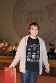 Заключительный этап всероссийской олимпиады школьников по математике в Сарове 2013_248