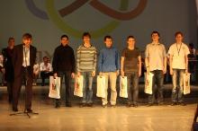 Заключительный этап всероссийской олимпиады школьников по математике в Сарове 2013_284