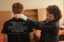 Заключительный этап всероссийской олимпиады школьников по математике в Сарове 2013_28