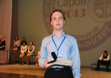 Заключительный этап всероссийской олимпиады школьников по математике в Сарове 2013_337