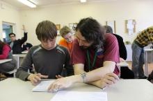Заключительный этап всероссийской олимпиады школьников по математике в Сарове 2013_345
