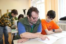 Заключительный этап всероссийской олимпиады школьников по математике в Сарове 2013_352