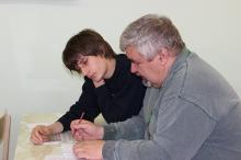 Заключительный этап всероссийской олимпиады школьников по математике в Сарове 2013_354