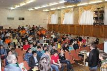 Заключительный этап всероссийской олимпиады школьников по математике в Сарове 2013_355