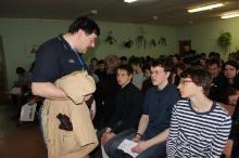 Заключительный этап всероссийской олимпиады школьников по математике в Сарове 2013_358