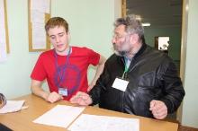 Заключительный этап всероссийской олимпиады школьников по математике в Сарове 2013_365