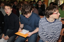 Заключительный этап всероссийской олимпиады школьников по математике в Сарове 2013_371