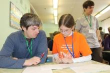 Заключительный этап всероссийской олимпиады школьников по математике в Сарове 2013_380