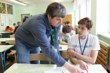 Заключительный этап всероссийской олимпиады школьников по математике в Сарове 2013_384