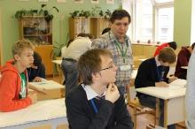 Заключительный этап всероссийской олимпиады школьников по математике в Сарове 2013_404
