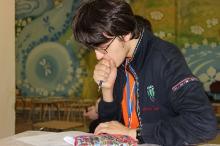 Заключительный этап всероссийской олимпиады школьников по математике в Сарове 2013_405