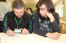 Заключительный этап всероссийской олимпиады школьников по математике в Сарове 2013_414