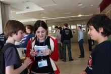 Заключительный этап всероссийской олимпиады школьников по математике в Сарове 2013_41