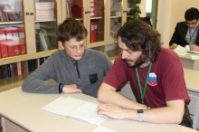 Заключительный этап всероссийской олимпиады школьников по математике в Сарове 2013_423