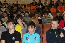 Заключительный этап всероссийской олимпиады школьников по математике в Сарове 2013_424