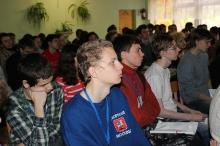 Заключительный этап всероссийской олимпиады школьников по математике в Сарове 2013_427