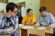 Заключительный этап всероссийской олимпиады школьников по математике в Сарове 2013_431