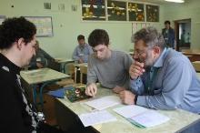 Заключительный этап всероссийской олимпиады школьников по математике в Сарове 2013_432