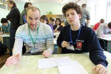 Заключительный этап всероссийской олимпиады школьников по математике в Сарове 2013_439