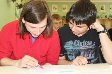Заключительный этап всероссийской олимпиады школьников по математике в Сарове 2013_443