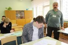 Заключительный этап всероссийской олимпиады школьников по математике в Сарове 2013_448