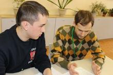 Заключительный этап всероссийской олимпиады школьников по математике в Сарове 2013_449