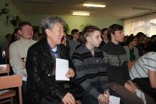 Заключительный этап всероссийской олимпиады школьников по математике в Сарове 2013_450