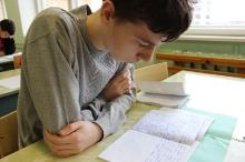 Заключительный этап всероссийской олимпиады школьников по математике в Сарове 2013_451
