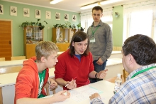 Заключительный этап всероссийской олимпиады школьников по математике в Сарове 2013_458